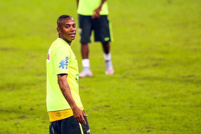 Cette fois, Robinho ne revient pas à Santos