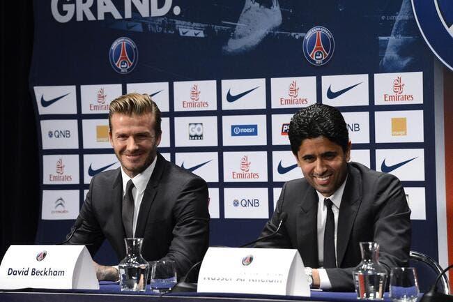 Les propriétaires du PSG vont suivre Beckham à Miami