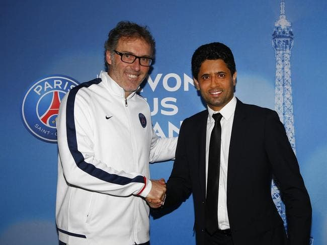 Officiel : Laurent Blanc prolonge au PSG jusqu'en 2018