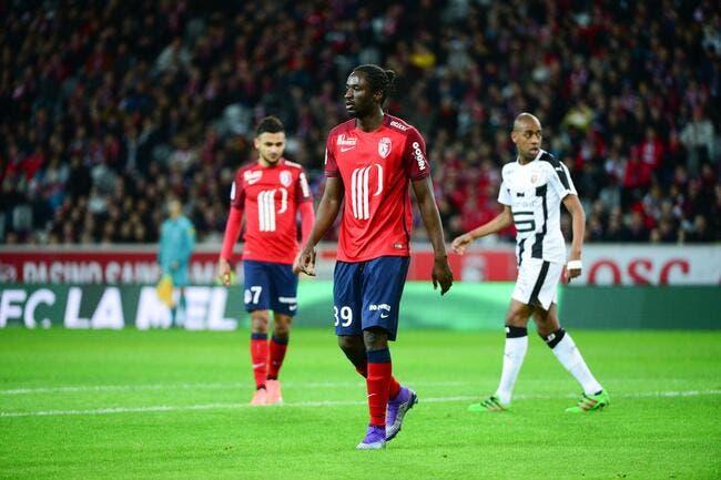 Quatre absents pour Lille face au PSG