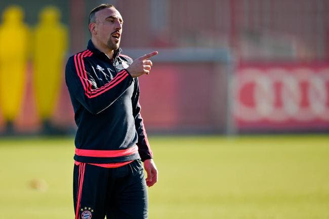 Au Bayern, Ribéry attend la décision de Guardiola