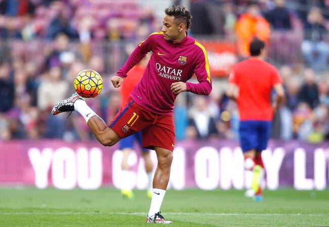 Le PSG prêt à tout exploser pour Neymar