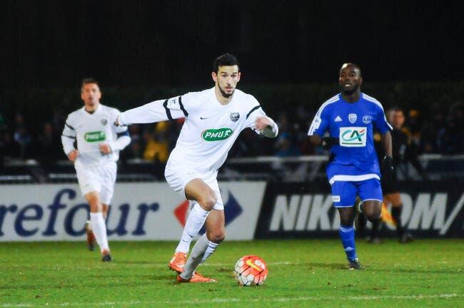 Trélissac-OM, Granville avait deux raisons de soutenir Marseille