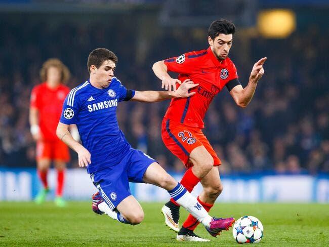 Une star de Chelsea tremble avant d'affronter le PSG