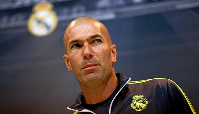 Zidane demande un cessez-le-feu contre Benzema