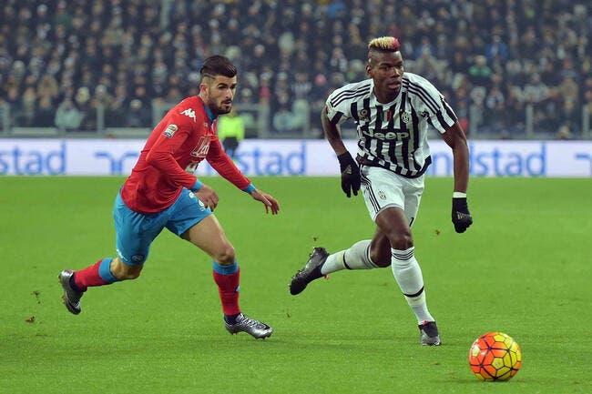 Juventus Turin - Naples : 1-0