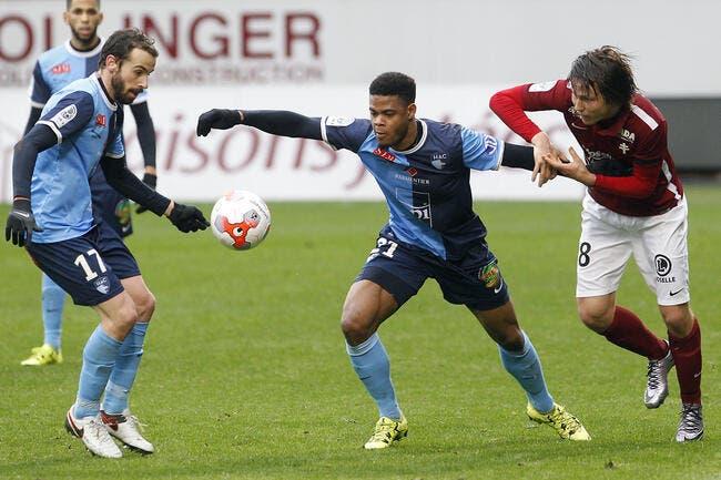 Metz - Le Havre : 0-1