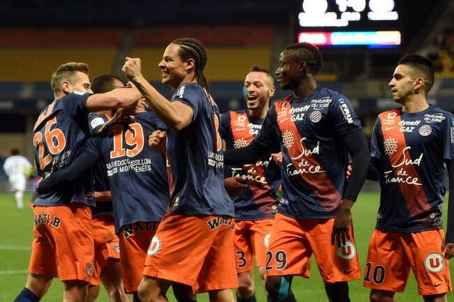 Montpellier admet son petit hold up contre le TFC
