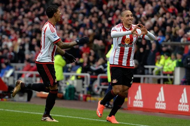 Sunderland - Manchester United : 2-1