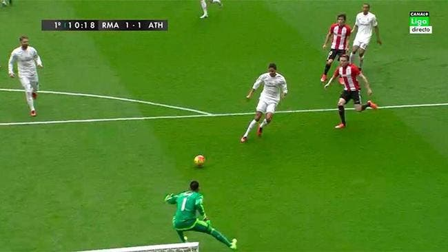 Vidéo : La boulette de Varane qui coûte un but au Real Madrid