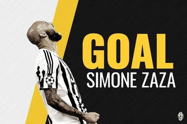 Video : Le but de Zaza qui envoie la Juventus en tête de la Serie A