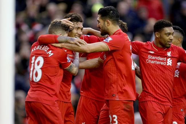 Aston Villa - Liverpool : 0-6