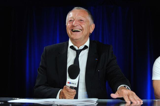 Aulas : «L'OL est supporter de Saint-Etienne…contre Monaco»