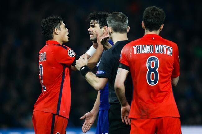 Avant PSG-Chelsea, Courtois explique pourquoi Diego Costa s'embrouille