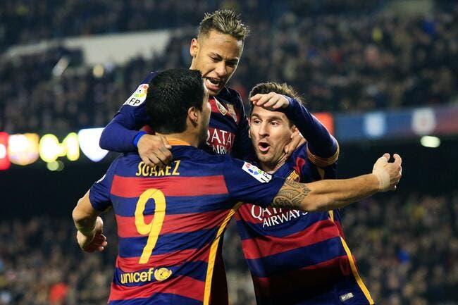 Barcelone - Celta Vigo : 6-1
