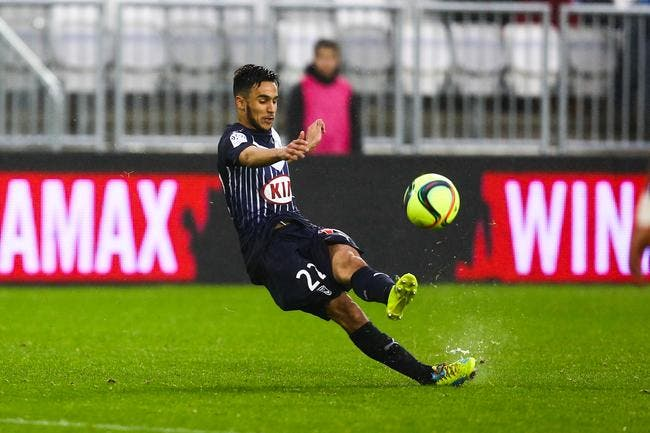 Bordeaux donnes des nouvelles d'Ounas et Plasil, blessés à Guingamp
