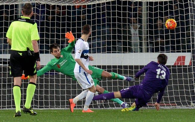 Fiorentina - Inter : 2-1