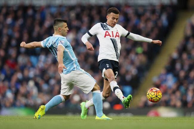 Manchester City - Tottenham : 1-2