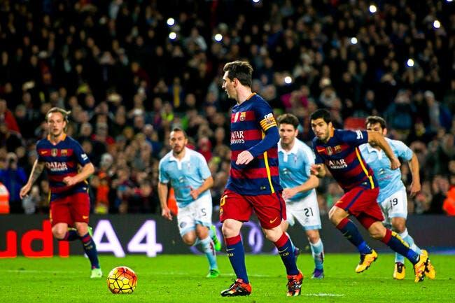 Le penalty de Messi ? Gagner ne suffit pas au Barça…