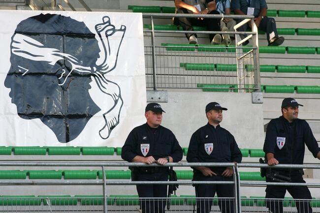 Bastia-Nantes avancé samedi à 14h à la demande du Préfet de Haute-Corse