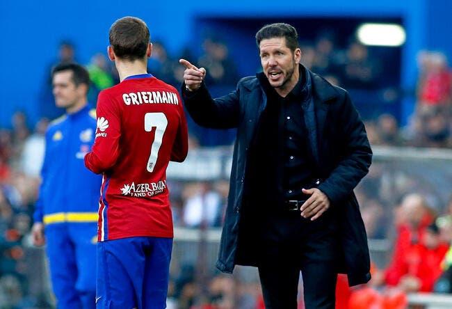 Diego Simeone aurait donné son accord à Chelsea