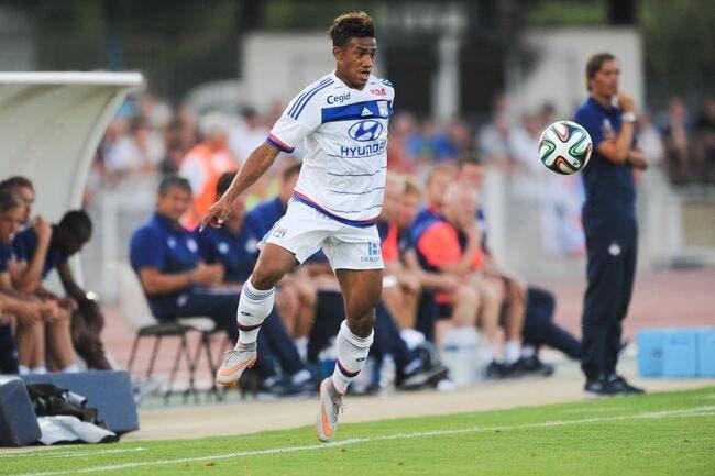OL : Moufi signe pro jusqu'en juin 2019