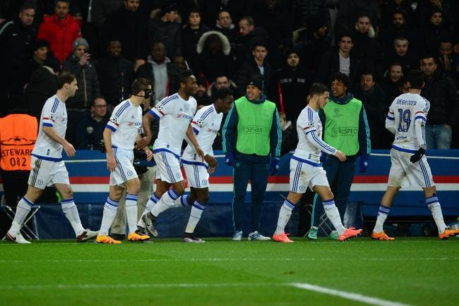 PSG : Chelsea a confiance en sa qualification