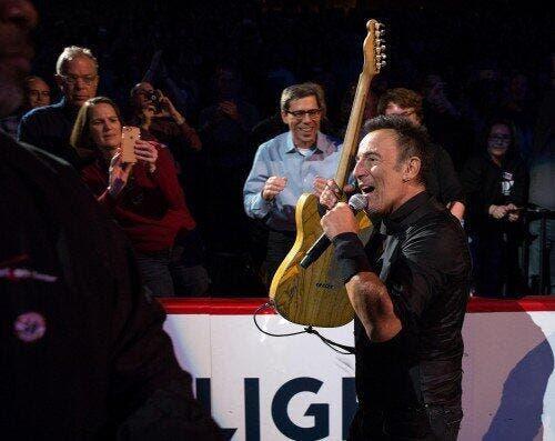 Real Madrid : Seul le Boss Springsteen pouvait éviter cet affront