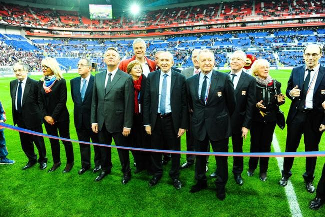OL : Le stade de Lyon baptisé Orange Arena ?