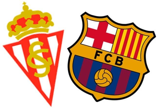 Sporting Gijon - FC Barcelone : Les compos (18h30 sur BeInSports 2)
