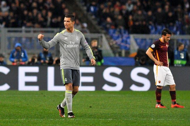 Vidéo : Le but ronaldesque de Cristiano Ronaldo contre la Roma