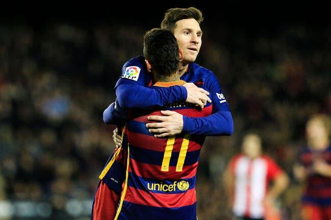 Vidéo : Lionel Messi marque son 300e but en Liga !