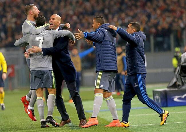 Zidane : «Cristiano Ronaldo est le meilleur, point barre»
