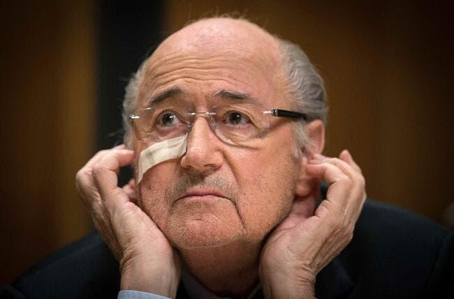 Innocence, élections, Platini... Sepp Blatter lâche ses vérités