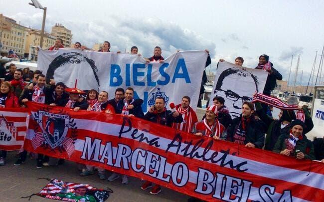 OM-Bilbao : Bielsa met tout le monde d'accord