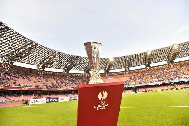 Football europa league r sultats des 16e de finale aller foot 01 - Resultat coupe europa league ...