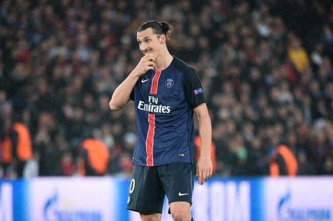 PSG : La rumeur Ibrahimovic met le feu à la Premier League