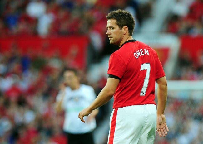 Comment l'OL a envoyé Michael Owen à Manchester United