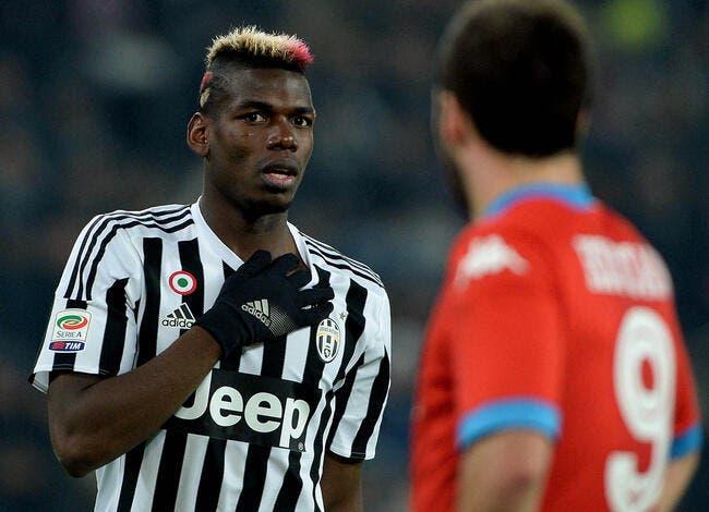 Juventus : L'énorme appel du pied de Pogba à City