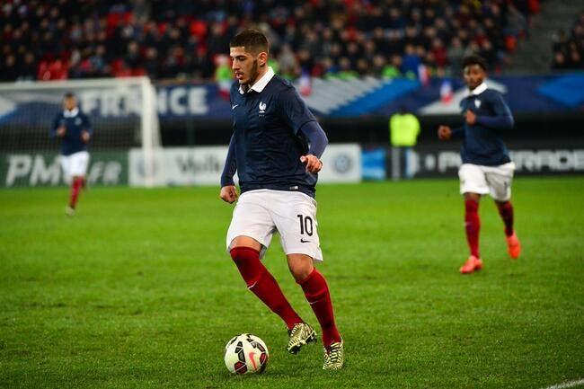 Lille : Entre les Bleus et l'Algérie, Benzia a choisi