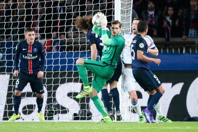 PSG : L'UEFA confirme le gros match de Trapp face à Chelsea