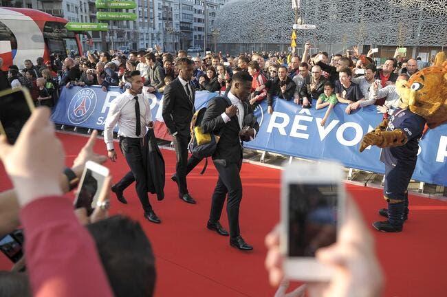 PSG : Lavezzi transféré, Aurier mis à pied, ça casse l'ambiance !