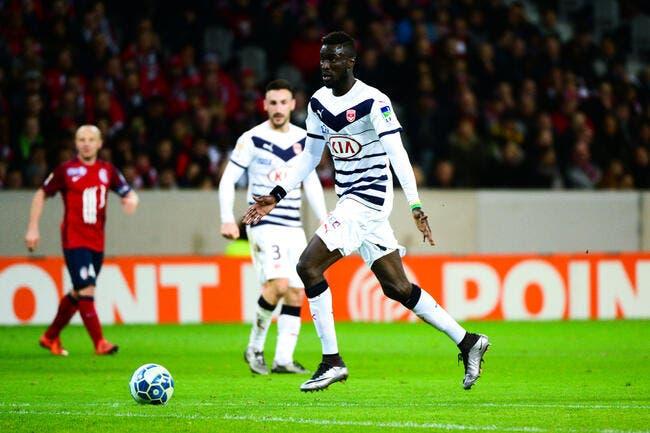 Bordeaux : Sans permis, Sané met les choses...au point