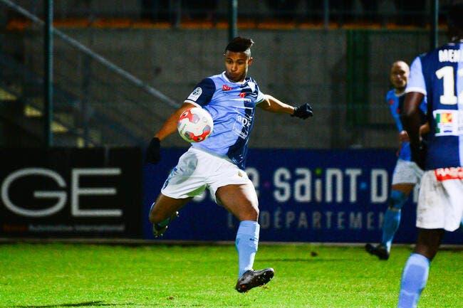 Le Havre - Créteil : 1-0