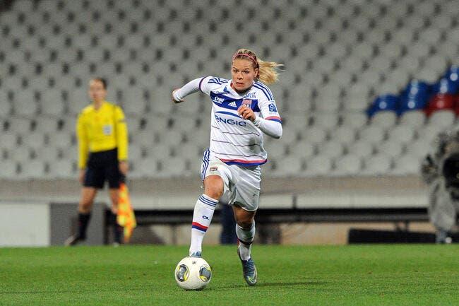 Les filles de l'OL gagnent le derby à Saint-Etienne