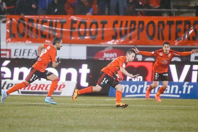 Lorient : Ripoll parle d'un petit hold-up contre Guingamp