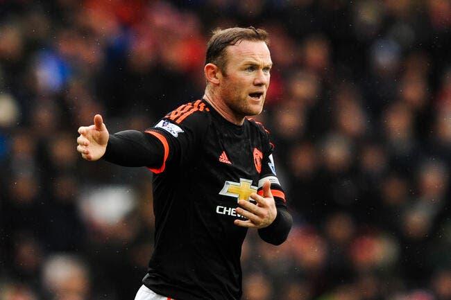 Mercato : Rooney en Chine pour...1,3ME par semaine ?