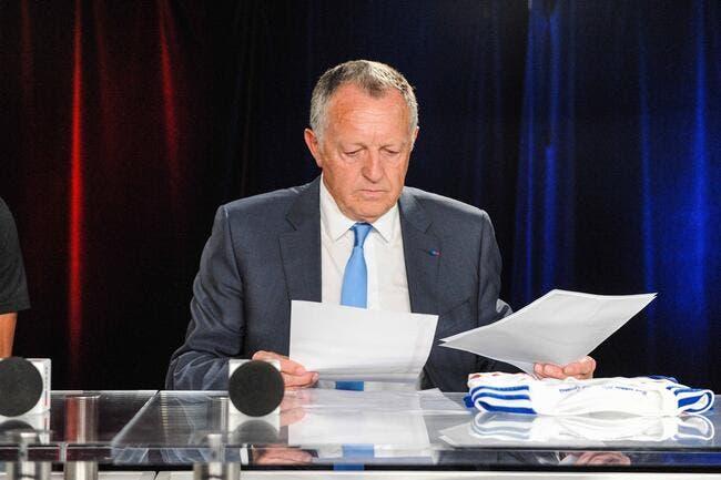 OL : Lyon a cramé deux jokers prévient le boss