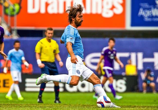 OL : Pour devenir le meilleur, Pirlo s'est inspiré d'un Lyonnais