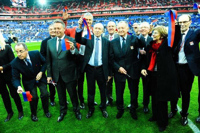 OL : Une décision forte pour remplir le Stade du Parc Olympique Lyonnais